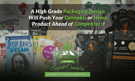 High Grade Packaging Design Will Push Your Cannabis or Hemp Product Ahead of Competitors